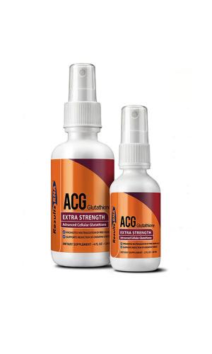 ACG Glutathione Extra Strength 4 oz