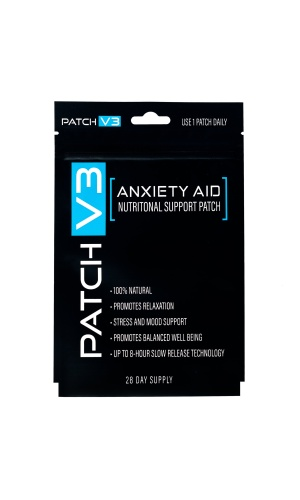 Anxiety Patch