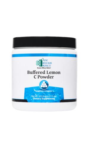 Buffered C Lemon Powder